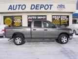 2006 Mineral Gray Metallic Dodge Ram 1500 SLT TRX Quad Cab 4x4 #23787990