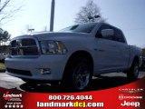 2010 Stone White Dodge Ram 1500 SLT Crew Cab #23790509