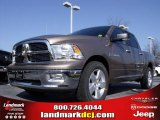 2010 Austin Tan Pearl Dodge Ram 1500 Big Horn Crew Cab #23790495