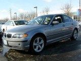 2005 Silver Grey Metallic BMW 3 Series 330xi Sedan #23836259