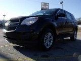 2010 Black Chevrolet Equinox LS #23851904