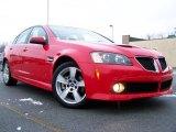 2009 Liquid Red Pontiac G8 GT #23839753