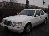 1995 Polar White Mercedes-Benz E 320 Sedan #23854877