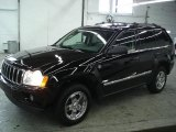 2006 Black Jeep Grand Cherokee Limited 4x4 #23853695