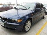 2004 Mystic Blue Metallic BMW 3 Series 325i Sedan #23854403