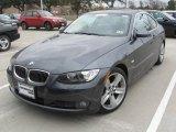 2007 Sparkling Graphite Metallic BMW 3 Series 335i Coupe #23854411