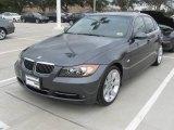 2007 Sparkling Graphite Metallic BMW 3 Series 335i Sedan #23854414