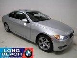 2007 Titanium Silver Metallic BMW 3 Series 328xi Coupe #23851519