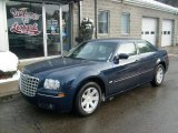 2005 Midnight Blue Pearlcoat Chrysler 300 Touring #23853077