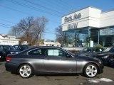 2007 Sparkling Graphite Metallic BMW 3 Series 328xi Coupe #23841769