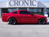 2005 Torch Red Ford Mustang GT Premium Coupe #23849592
