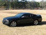2006 Black Ford Mustang GT Premium Coupe #23850044