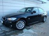 2009 Black Sapphire Metallic BMW 3 Series 328xi Sedan #23840851