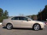 2008 Dune Pearl Metallic Ford Fusion SEL V6 #23842019