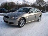 2010 Platinum Bronze Metallic BMW 3 Series 328i xDrive Sedan #23913287