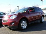 2010 Cardinal Red Metallic Chevrolet Equinox LT AWD #23900862