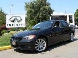 2006 Jet Black BMW 3 Series 330xi Sedan #2391779
