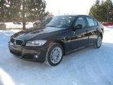 2010 Black Sapphire Metallic BMW 3 Series 328i xDrive Sedan #23944609