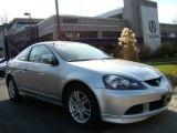2005 Satin Silver Metallic Acura RSX Sports Coupe #2388385