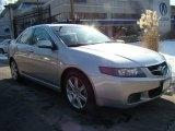 2005 Satin Silver Metallic Acura TSX Sedan #2388390