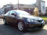2006 Nighthawk Black Pearl Acura RSX Sports Coupe #2388384