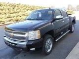 2010 Black Chevrolet Silverado 1500 LT Crew Cab #23924535