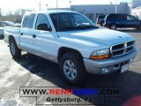 2004 Bright White Dodge Dakota SLT Quad Cab #23919051