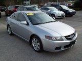 2005 Satin Silver Metallic Acura TSX Sedan #23900267