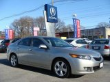 2009 Palladium Metallic Acura TSX Sedan #23906436