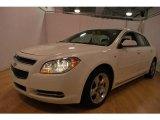 2008 White Chevrolet Malibu LT Sedan #23926368