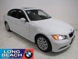2007 Alpine White BMW 3 Series 328i Sedan #23947529