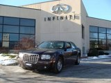 2005 Deep Lava Red Pearl Chrysler 300 Touring #23948503