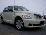 2007 Cool Vanilla White Chrysler PT Cruiser  #23935588