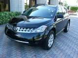 2007 Super Black Nissan Murano SL AWD #23926404