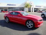 2010 Victory Red Chevrolet Camaro SS/RS Coupe #23951431