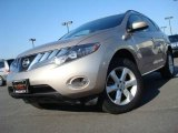 2009 Saharan Stone Metallic Nissan Murano S AWD #23972905