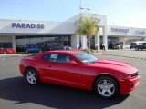 2010 Victory Red Chevrolet Camaro LT Coupe #23951433