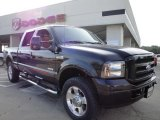 2007 Ford F250 Super Duty Lariat Outlaw Crew Cab 4x4 Data, Info and Specs