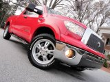 2007 Radiant Red Toyota Tundra SR5 TRD Double Cab 4x4 #24071637