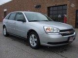 2005 Galaxy Silver Metallic Chevrolet Malibu Maxx LS Wagon #2399427