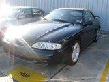 1996 Ford Mustang Deep Forest Green Metallic