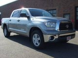 2008 Silver Sky Metallic Toyota Tundra SR5 CrewMax #2399074