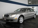 2004 Pewter Silver Metallic Mercedes-Benz S 430 4Matic Sedan #24138788