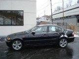 2004 Jet Black BMW 3 Series 330xi Sedan #24148493