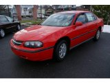 2001 Torch Red Chevrolet Impala  #24138423