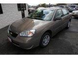 2007 Amber Bronze Metallic Chevrolet Malibu LS Sedan #24138430