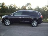 2009 Dark Crimson Metallic Buick Enclave CXL AWD #24139866