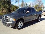 2005 Mineral Gray Metallic Dodge Ram 1500 SLT Quad Cab #24147664