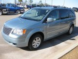 2010 Clearwater Blue Pearl Chrysler Town & Country Touring #24136931