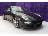 2008 Black Porsche 911 Carrera S Coupe #24138398